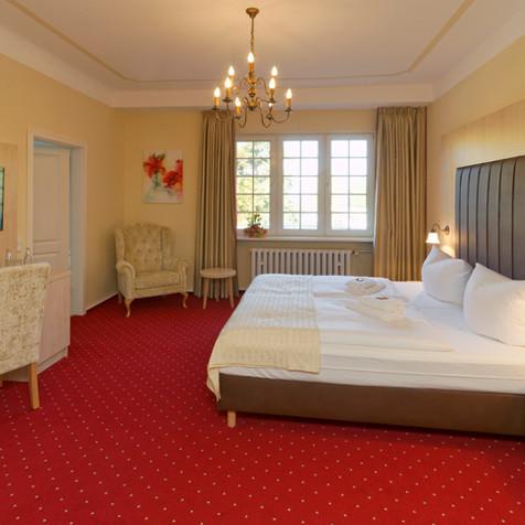 Unsere Zimmer im Märkischen Gildehaus in Caputh