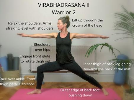 Pose Spotlight: Virabhadrasana II