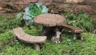 Fairy Log Furniture