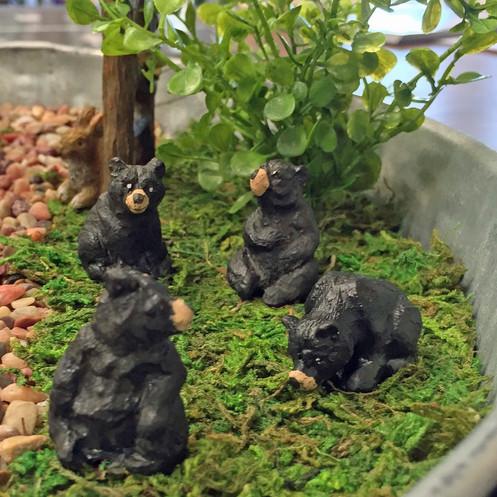 Mini Smokies Black Bears