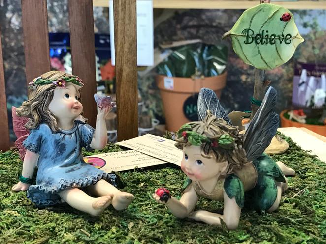 Cute Fairy Kids