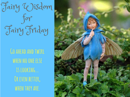 Fairy Friday!