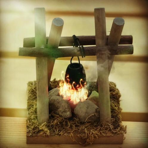 Fairy Campfire