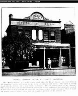 Manilla Express Office1907