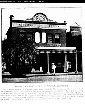 Manilla Express Office1907
