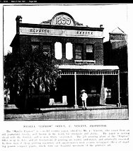 Manilla Express Office 1907