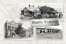 Nichol-Manilla NSW History Postcard