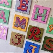 Nichol Decorative Letters 2018