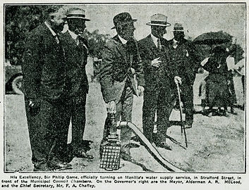 March1933 ManillaWater Supply Turned On