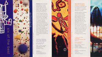 'Six of the Best' brochure inside 1990s