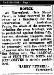 YarrenboolSanctuaryTue 23 Oct 1934.jpg