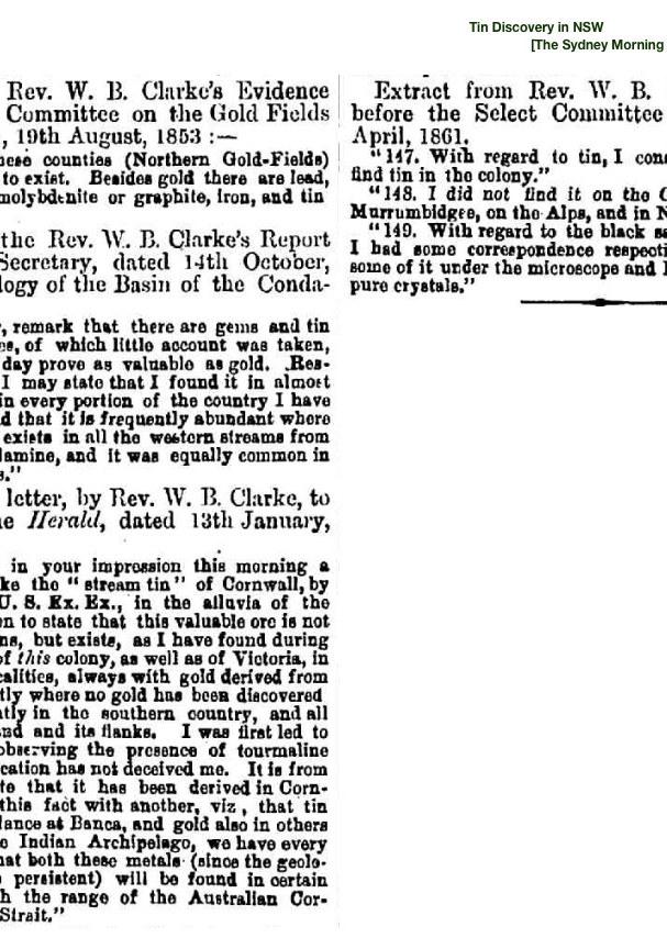 1872 Tin Discovery NSW 2/2
