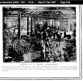 Baker's Factory Interior Manilla NSW_Syd
