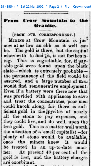 1902 Crow Mountain