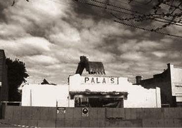 Palais Demolition 1999