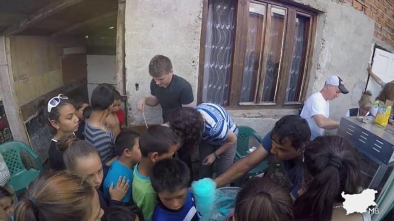 Servant Life in Bulgaria