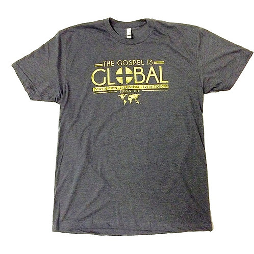 The Gospel is Global - Gray