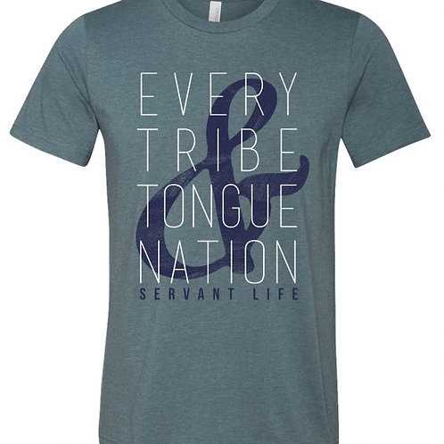 Every Tribe, Tongue, & Nation