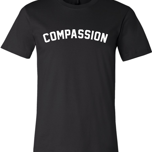 Compassion - Black & White