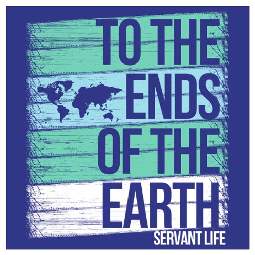 To the Ends of the Earth - Sticker