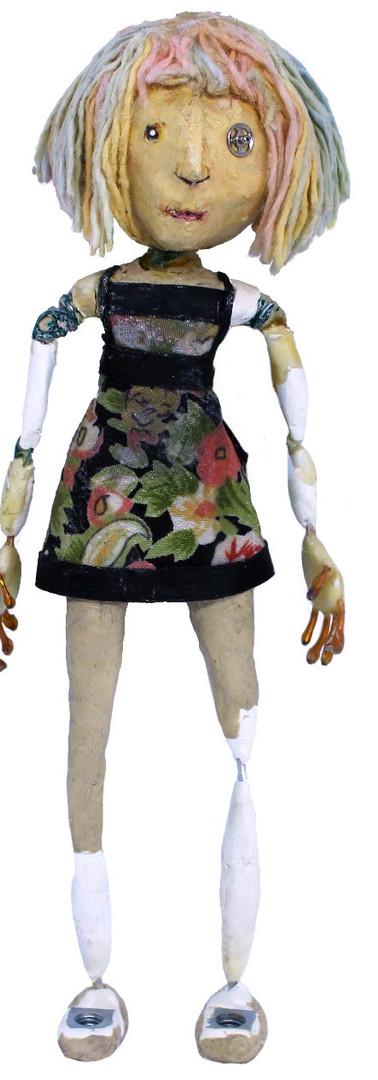 Doll Maker puppet