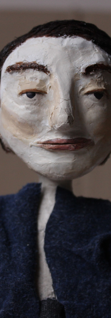 Meshes Puppet man 2