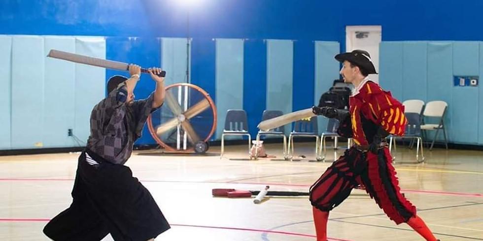 Way Of The Sword: LTF Skills Workshop East Meets West