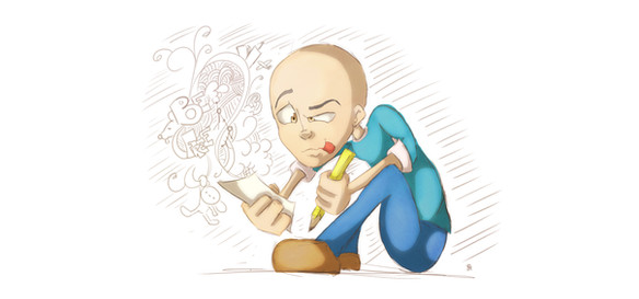 Sketch and Illustration