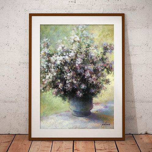 Pintura em tela Quadro decorativo Monet