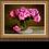 Thumbnail: Pintura em tela realista Quadro decorativo com moldura