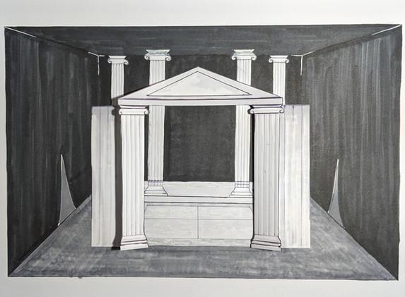 Bühnenplanung