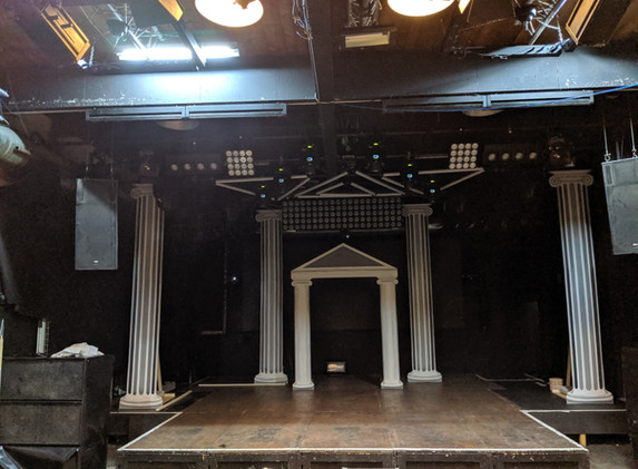 Bühnenbild KUGL St.Gallen