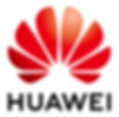 竖版华为公司标志 Vertical Version of Huawei Corp