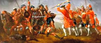 After the disastrous Battle of Culloden, Bonnie Prince Charlie fled Scotland with Flora MacDonald's help.