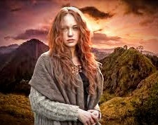 If the first foot over the threshold in the New Year belongs to a red-haired woman, bad luck is sure to follow, according to the Celtic folk tradition of First Footing.
