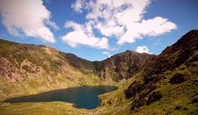 Cadar Idris in Snowdonia National Park is said to have been a seat for the giant, Idris.