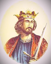 When King Alexander III died without an heir, Scotland was thrown into chaos.  Scottish nobles turned to Edward I of England for help.  They soon regretted that decision.