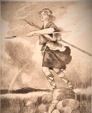 Celtic mythology says the sun god Lugh established Lughnasa to honor his mother, Tailtiu.