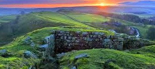 Spanning seventy-three miles across the Anglo-Scottish border, Hadrian's Wall was built in an attempt to keep marauding Celtic Picts out of Roman Britain.