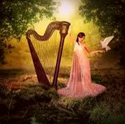 According to ancient Irish law, a harpist ranked as a member of the nobility.