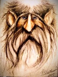 The Brown Man of Muir belongs to a race of dwarf-like beings who protect animals.  They used to live all across Scotland and England but have come to near extinction due to human encroachment.