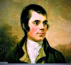 Robert Burns, the National Bard of Scotland