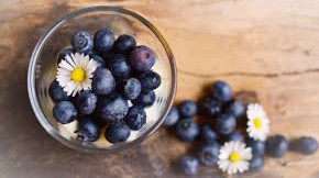 Get your blueberries eaten now.  After Samhain, the Puca spits on them.