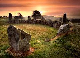 Ireland is ancient and filled with mythical, mystical places.