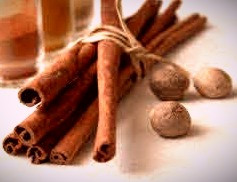Need a little luck? Celtic folklore suggests carrying nutmeg in your pocket.  Also, it claims cinnamon will give you strength and success.