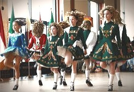 Tailteann Games included athletic events plus competition in other skills,such as dancing.
