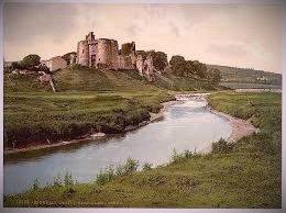 Carmarthen, Wales, claims to be the birthplace of bard and seer, Myrddn aka Merlin