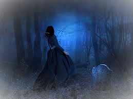 Samhain is the journey through darkness and death that leads to light and life.