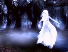 Stay away from bridges, crossroads, and other in-between places on Samhain unless you want to encounter a ghost.