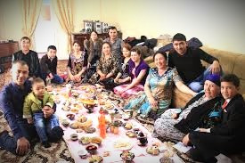Family gatherings can be a blessing and a challenge.